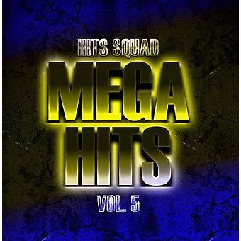Hits Squad - Mega Hits 5 [CD] USA import