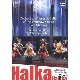 S. Moniuszko - Halka [DVD] USA import