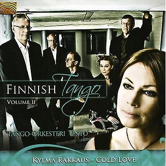 Tango-Orkesteri Unto - Finnish Tango Vol. 2 [CD] USA import