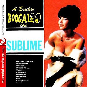 Orquesta Sublime - Bailar Boogaloo Con La sublima [CD] USA import
