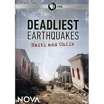 Nova - Nova: Deadliest Earthquakes [DVD] USA import