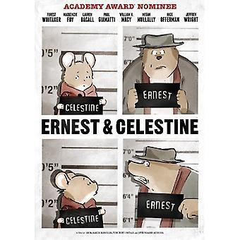 Ernest & Celestine [DVD] USA import