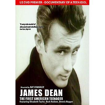James Dean: Den første American Teenager [DVD] USA importerer