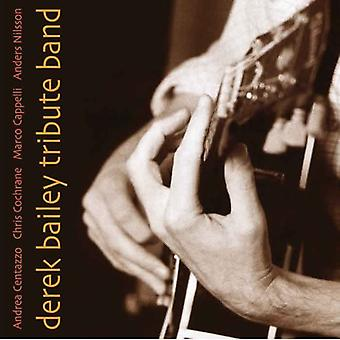 Andrea Centazzo - Derek Bailey hyldest Band [CD] USA import