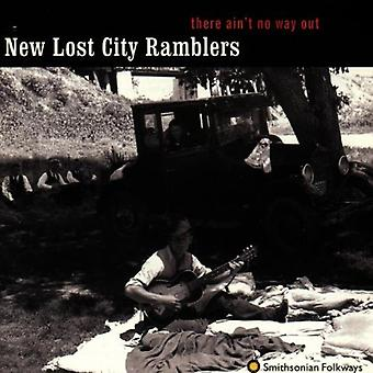 New Lost City Ramblers - där Ain't No Way Out [CD] USA import