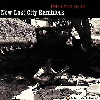 Importar de nuevo Lost City Ramblers - allí Ain't No Way Out [CD] los E.e.u.u.