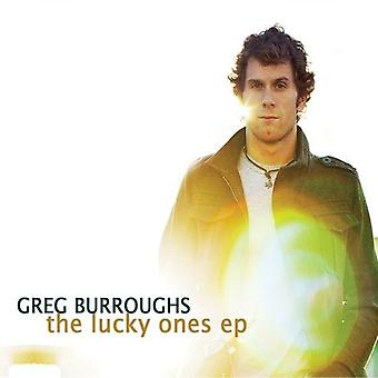 Greg Burroughs - importazione USA Lucky Ones EP [CD]