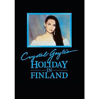 Crystal Gayle - ferie i Finland [DVD] USA import