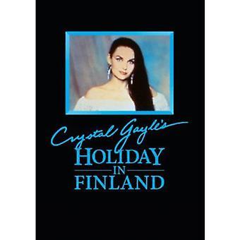 Crystal Gayle - ferie i Finland [DVD] USA import