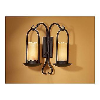 Schuller Candela Wall Lamp 2L