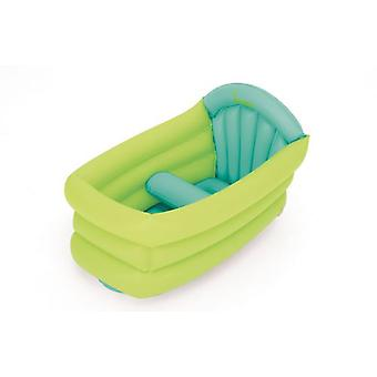Olmitos Inflatable Bath With Bow Games (Home , Babies and Children , Bath , Bathtubs)