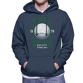 Robot afskrivning samfund blaffere Guide Sweatshirt med hætte til mænd
