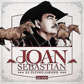 Joan Sebastian - El Ultimo Jaripeo [CD] USA import