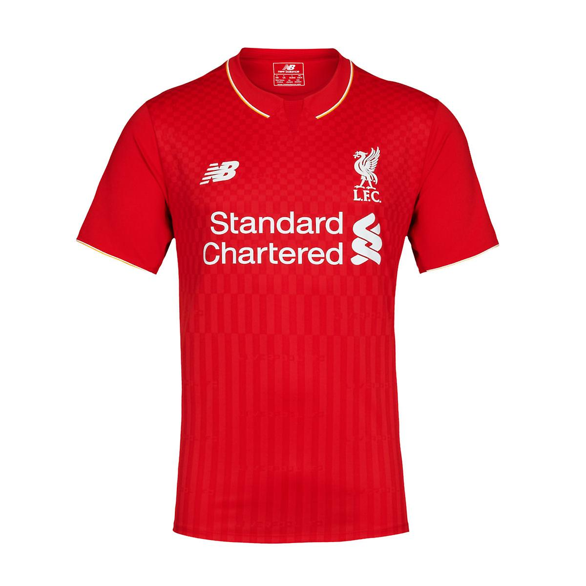 2015-2016 Liverpool Home Football Shirt (Kids)