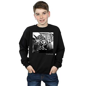 2Pac Boys Broken Up Sweatshirt