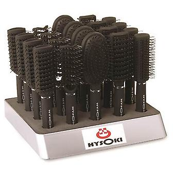 Hysoki Expositor 20 Brushes (Woman , Hair Care , Combs and brushes , Hair brushes)