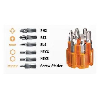 Worx Drum Tips (DIY , Tools , Consumables and Accessories , Screwdriver , Sets)