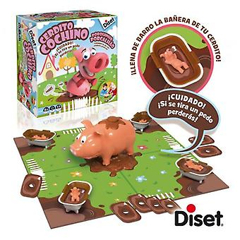 Diset The Pig Piglet (Toys , Boardgames , Skills)