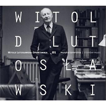 Witold Lutoslawski: Opera Omnia by Various