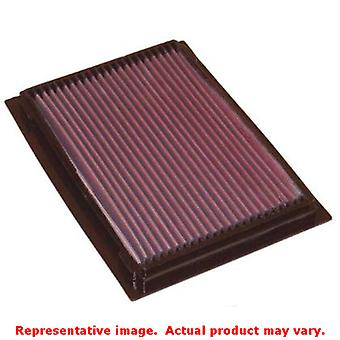 K&N Drop-In High-Flow Air Filter 33-2187 DS Fits:FORD  2001 - 2004 ESCAPE L4 2.