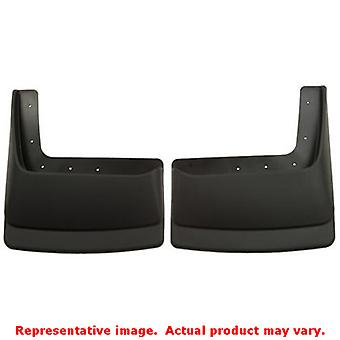Husky Liners 57451 Black Custom Molded Mud Guards   FITS:FORD 1999 - 2010 F-250