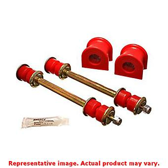 Energy Suspension Sway Bar Bushing Set 4.5156R Red Front Fits:FORD 1998 - 2002