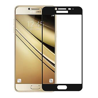 Samsung Galaxy J7 2016 3D armoured glass foil display 9 H protective film covers case black