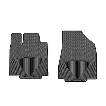 WeatherTech W277 Floor Mat, Rubber, Rear