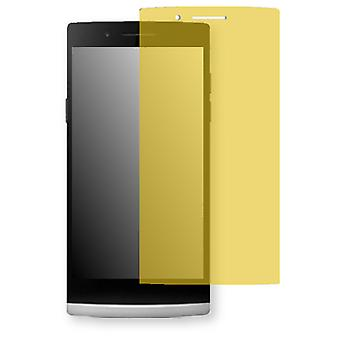 OPPO find 5 X909T screen protector - Golebo view protective film protective film
