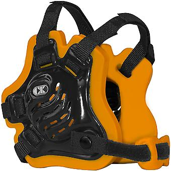 Cliff Keen F5 Tornado Wrestling Headgear - Black/Light Gold/Black