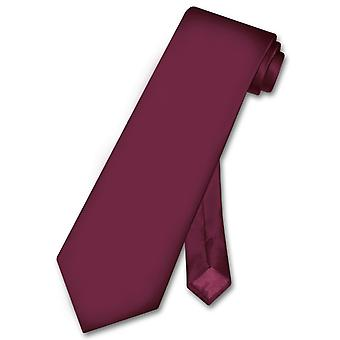 Biagio 100% SILK NeckTie Solid Men's Neck Tie
