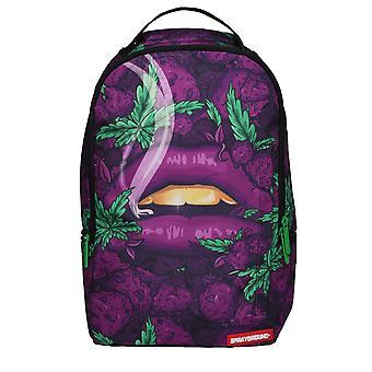 Sprayground Queen Indica Backpack - Purple