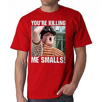 Sand drab Catcher mænds rød T-shirt