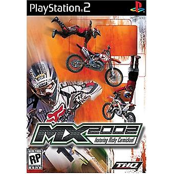 MX 2002 met Ricky Carmichael