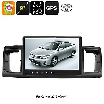 2 DIN Car Stereo for Toyota Corolla