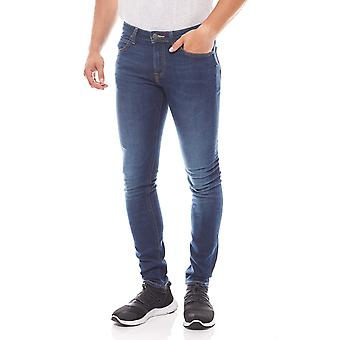 Lee Malone Skinny style men's Jeans Blau in the 5-Pocket