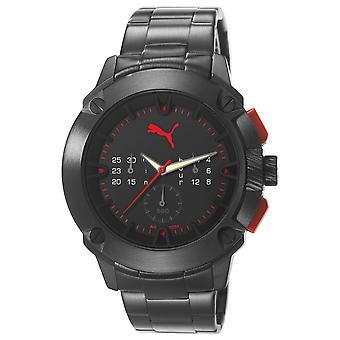 PUMA horloge pols horloge Mens hybride chronograaf PU103711001