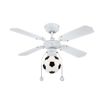 Ceiling Fan Portland Ambiance Football 90cm / 36
