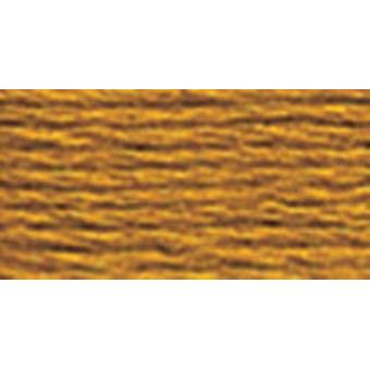 DMC 6-Strand Embroidery Cotton 8.7yd-Very Dark Old Gold