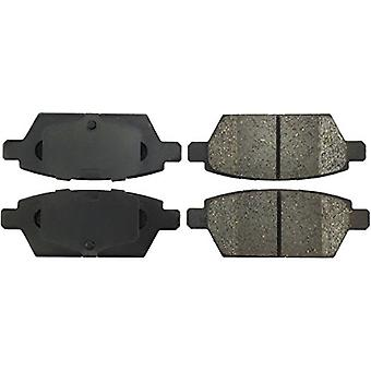 StopTech 305.11610 Street Select Brake Pad with Hardware, 5 Pack