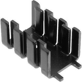 Kühlkörper-16 C/W (L x b x H) 28 x 18,5 x 15 mm bis 220 ASSMANN WSW V7238E1