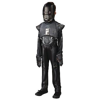 K-2SO droid Deluxe Star Wars costume for kids