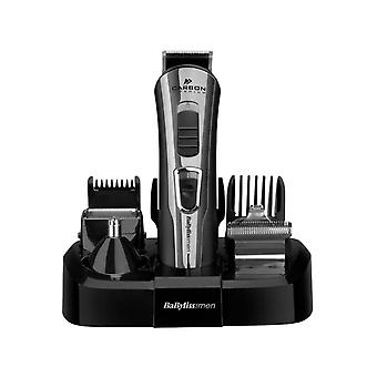 Babyliss 7425CU Men's Carbon Titanium 10-in-1 Men Face & Body Groomer