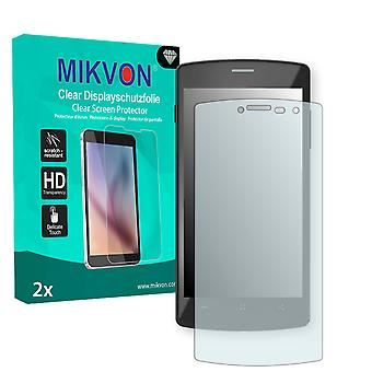 Archos 50b Platinum Screen Protector - Mikvon Clear (Retail Package with accessories)