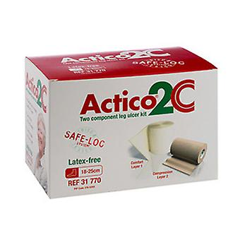Actico 2C Ulcercare Kit Latex Free Std 31770 1