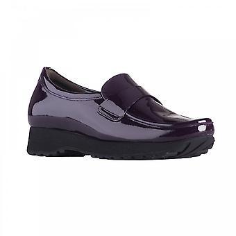 Kennel Und Schmenger Patent hohen vorderen Mokassin Schuh