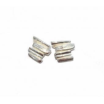 Orecchini in argento Cavendish francese uno di un genere