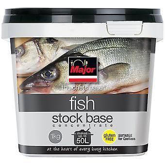 Major glutenfrei konzentriert Fisch auf Basis