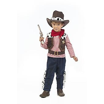Cowboy child costume gunfighter young costume