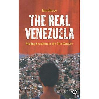 Den verkliga Venezuela: Att göra socialismen på 2000-talet